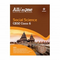 Arihant CBSE All In One SOCIAL SCIENCE Class 6