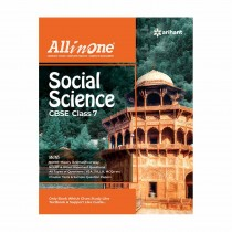 Arihant CBSE All In One SOCIAL SCIENCE Class 7