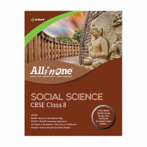 Arihant CBSE All In One SOCIAL SCIENCE Class 8