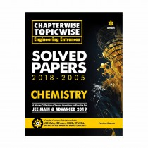 Arihant Chapterwise Topicwise Engineering Entrances Solved Papers 2018-2005 CHEMISTRY