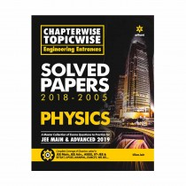 Arihant Chapterwise Topicwise Engineering Entrances Solved Papers 2018-2005 PHYSICS