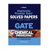 Arihant Chemical Engineering Solved Papers GATE 2020
