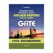 Arihant Civil Engineering Solved Papers GATE 2020