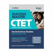 Arihant CTET Success Master Science Social Studies Paper-II for Class 6 to 8 2019