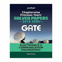 Arihant Electronics and Communication Engineering Solved Papers GATE 2020