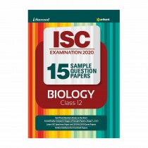 Arihant I-Succeed 15 Sample Question Papers ISC Exam 2020 - BIOLOGY Class 12