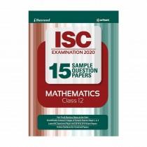 Arihant I Succeed 15 Sample Question Papers ISC Exam 2020 Mathematics class 12