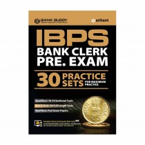 Arihant IBPS Bank Clerk Pre Exam 30 Practice Sets