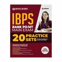 Arihant IBPS Bank PO MT Main Exam 20 PRACTICE SETS