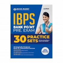 Arihant IBPS Bank PO MT Pre Exam 30 PRACTICE SETS