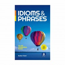 Arihant IDIOMS and PHRASES Anglo