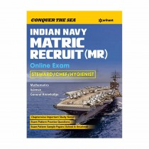 Arihant Indian Navy Matric Recruit (MR) Online Exam Steward Chef Hygienist