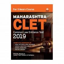 Arihant Maharashtra CLET 2019 for 3 Years Course