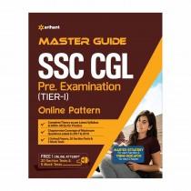 Arihant Master Guide SSC CGL Tier 1 Pre Exam 2019