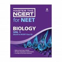 Arihant MASTER THE NCERT For NEET BIOLOGY VOL-1