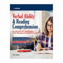 Arihant Mastering the Verbal Ability for CAT COMMON ADMISSION TEST