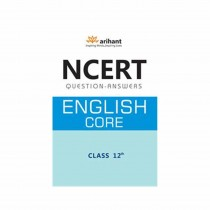 Arihant NCERT Questions-Answers - English Core for Class 12