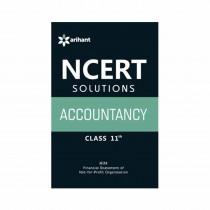Arihant NCERT Solutions - Accountancy for Class 11