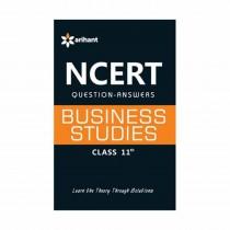 Arihant NCERT Solutions - Business Studies for Class 11