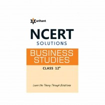 Arihant NCERT Solutions - Business Studies for Class 12