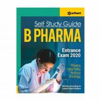 Arihant Self Study Guide for BPharma Entrance Exam 2020