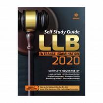 Arihant Self Study Guide LLB Entrance Examination 2020