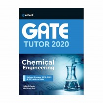 Arihant Study Guide Chemical Engineering GATE 2020