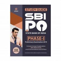 Arihant Study Guide SBI PO Phase-1 Preliminary Examination 2019