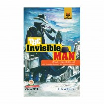Arihant The Invisible Man for Class 12