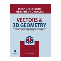 Arihant Vectors and 3D Geometry for JEE Main and Advanced