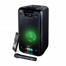 Artis 8 Inch Karaoke Bluetooth PA System Portable Trolley Speaker BT 700