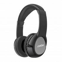Artis Bluetooth Headphone with Mic, FM Radio, Micro SD card Reader BH200M