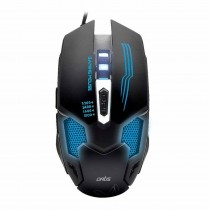 Artis Hawk USB Gaming Mouse with Customizable Buttons & Changeable DPI