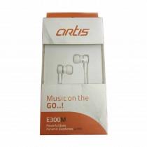 Artis In-Ear Earphones with Mic E300M
