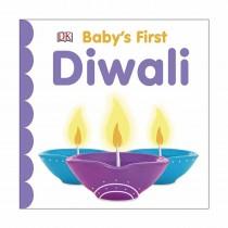 Babys First Diwali By Dk