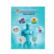 Balbharti Biology For Class 11 (English Medium)