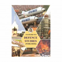 Balbharti Defence Studies Workbook For Class 10