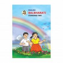 Balbharti English For Class 2 (English Medium)