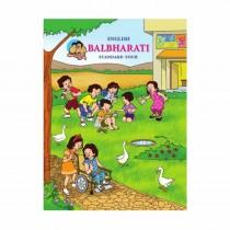 Balbharti English For Class 4 (English Medium)