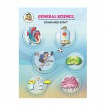 Balbharti General Science For Class 8 (English Medium)