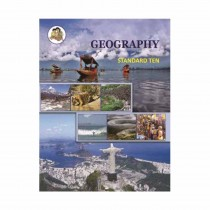 Balbharti Geography For Class 10 (English Medium)