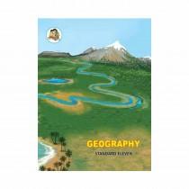 Balbharti Geography For Class 11 (English Medium)