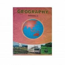 Balbharti Geography For Class 12 (English Medium)