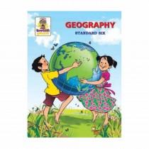 Balbharti Geography For Class 6 (English Medium)