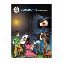 Balbharti Geography For Class 8 (English Medium)