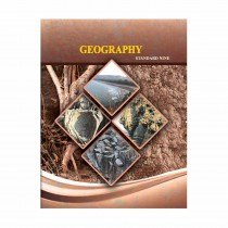 Balbharti Geography For Class 9 (English Medium)