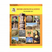 Balbharti History & Political Science For Class 10 (English Medium)