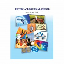 Balbharti History & Political Science For Class 9 (English Medium)