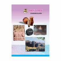 Balbharti History For Class 11 (English Medium)
