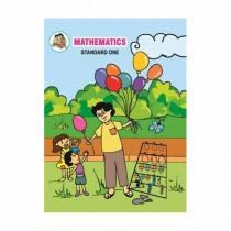 Balbharti Mathematics For Class 1 (English Medium)